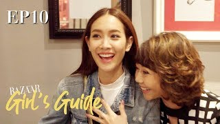 มิน-พีชญา กับ 11 คำถามล้วงลึกความในใจจากคุณแม่ | BAZAAR Girl's Guide EP.10