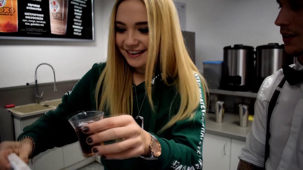 Oxo Bubble Tea I Serena Rigaccival Te 225 Ztunk Youtube