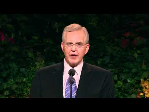 Elder D. Todd Christofferson: 'The Divine Gift of Repentance ...