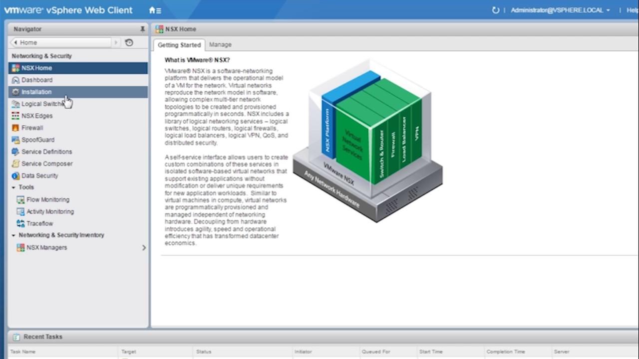 Deploying VMware NSX on Dell PowerEdge FX2 - Part 2