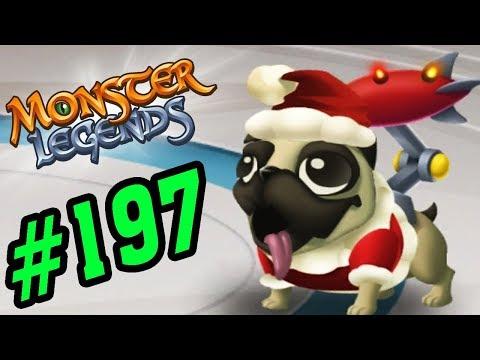 ✔️CHÚ CHÓ TÊN LỬA! - Monster Legends Game Mobiles - Quái Vật Android, Ios #197