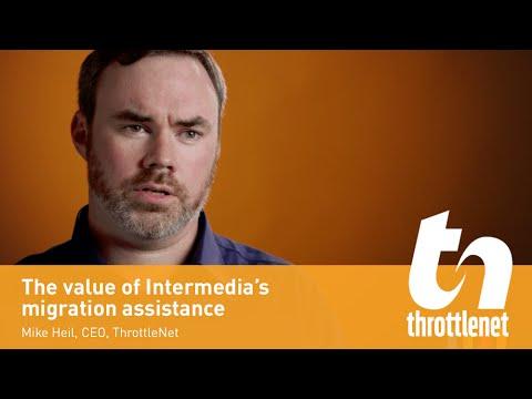 ThrottleNet's Mike Heil praises the value of Intermedia's migration assistance