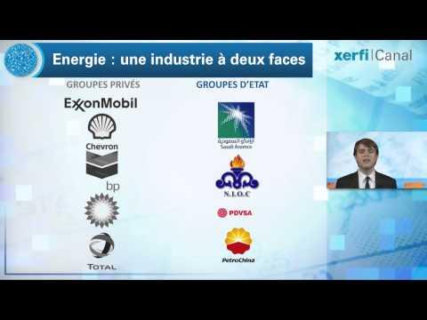 Xerfi Canal Aurélien Duthoit Pétrole et gaz : les états rentiers