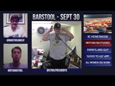 Barstool Rundown September 30