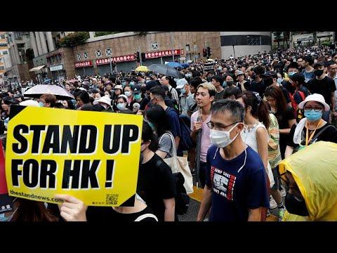 أستراليا تحذر الجالية الصينية بعد وقوع اشتباكات خلال مظاهرة مساندة لهونغ كونغ…  - نشر قبل 8 دقيقة