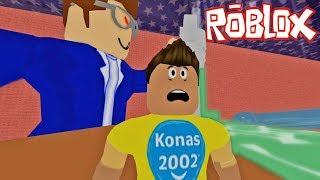 Roblox Escape the Evil Teacher Obby ! || Roblox Gameplay || Konas2002
