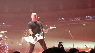 Metallica - Halo On Fire (Solo, End) (Winnipeg, MB September 13th 2018)