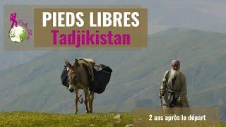 Pieds Libres au Tadjikistan