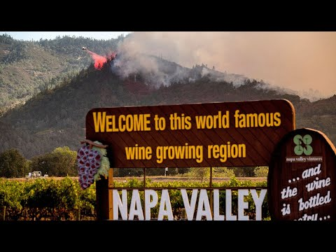 Glass Incident: CAL FIRE to give update on wildfire in Napa, Sonoma counties