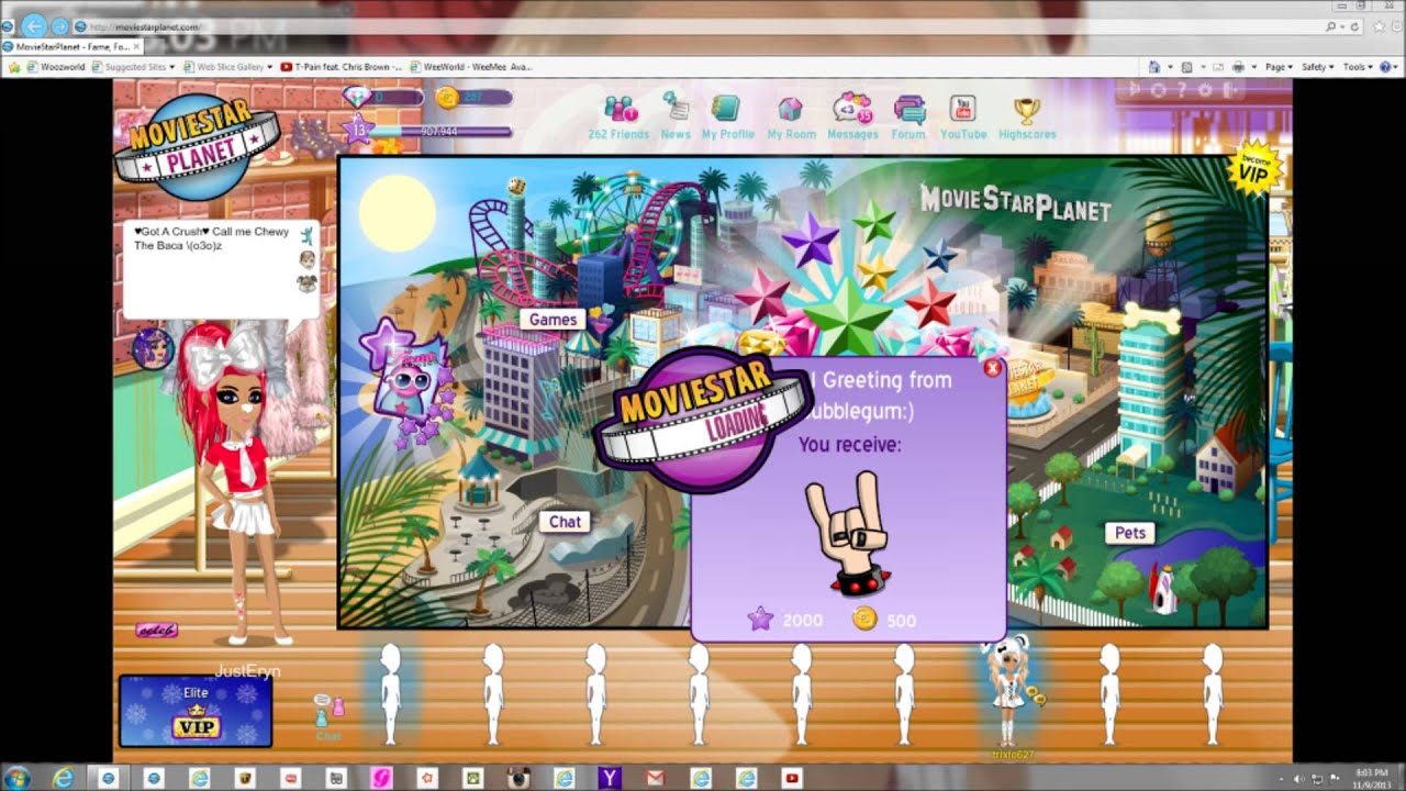Msp my greets youtube msp my greets kristyandbryce Gallery
