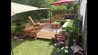 Creative Design Recycling for Wooden Pallets and Home Decor Ideas