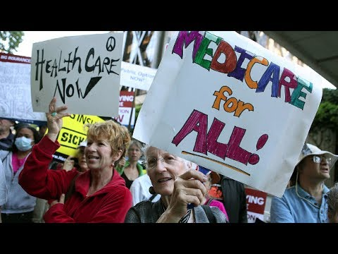 California's Senate Passes Single Payer Health Care Act