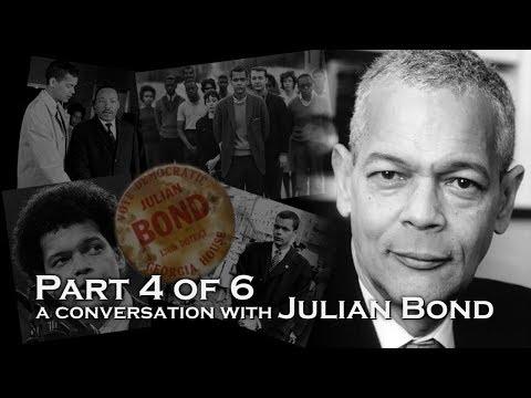 A Conversation with Julian Bond, part 4 of 6