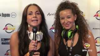 American DJ At The 2012 BPM Show