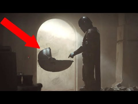 Play Small Details You Missed in The Mandalorian Episode 1