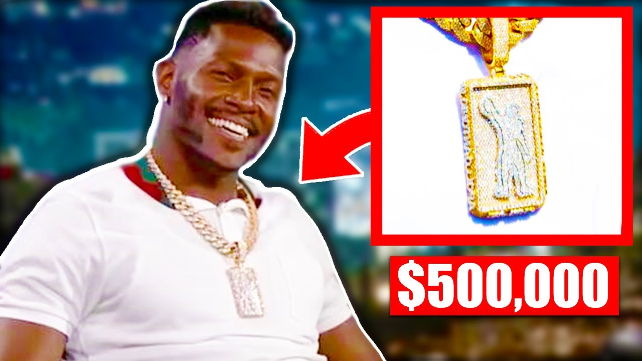 8 Stupidly Expensive Things NFL Players Own (Antonio Brown, Odell Beckham Jr, Tom Brady)