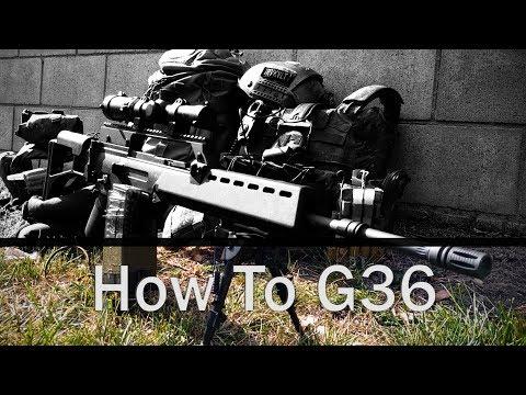 G36 DMR Build