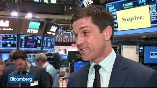 NYSE President Farley Calls Snap IPO 'Very Smooth'