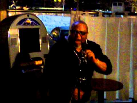 Karaoke RILEY Style.... Tudor Rose in Ajax ,