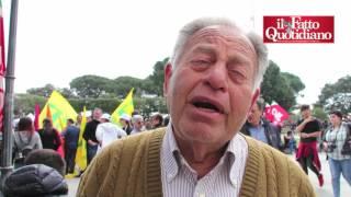 Locri, alla manifestazione per le vittime delle mafie: