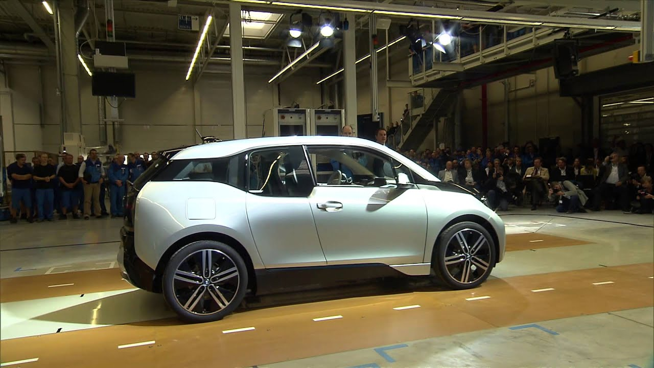bmw i3 start of production scene1 youtube. Black Bedroom Furniture Sets. Home Design Ideas