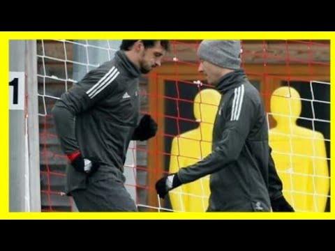 Altercation au Bayern Munich entre Robert Lewandowski et Mats Hummels ?