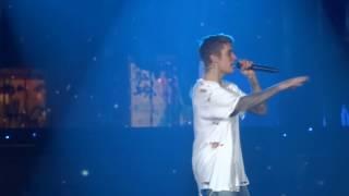 Justin Bieber No Sense Live Birmingham 2016