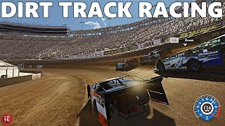 Tomcat Plays: NASCAR HEAT 3! First 20 Minutes, Career Mode | DIRT TRACK RACING!