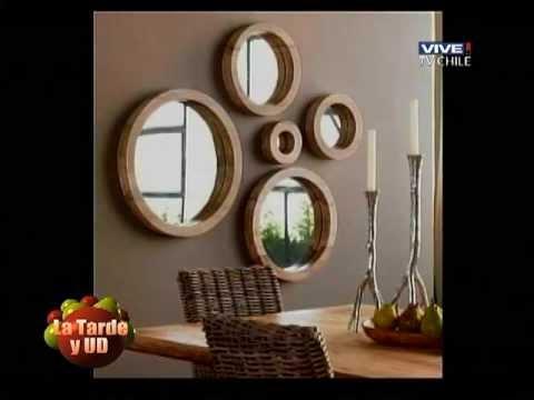 Feng shui y los espejos yta sanchez 1 de 2 viyoutube for Espejos en la entrada de la casa