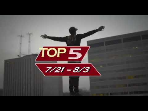 Baltimore Boomin Top 5 Bangers ( July 21st - August 3rd) #StayBoomin #FortuneBoomin