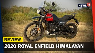 2020 Royal Enfield Himalayan Review | Still the Jack of All Trades