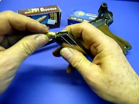Did the inventor Herr Georg Luger know this? http://www waffen-werle de