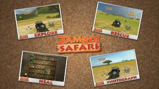 Jambo! Safari - Trailer #1
