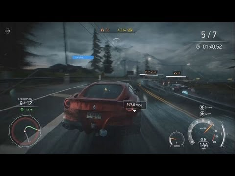 how to play need for speed rivals multiplayer