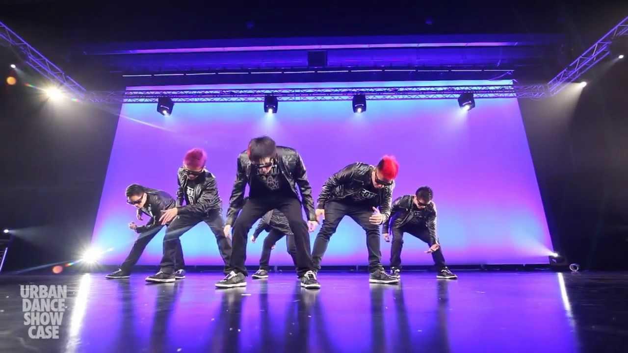 poreotics urban dance showcase part 2