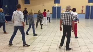 MAKE IT UP - COUNTRY LINE DANCE (Explication des pas et danse)