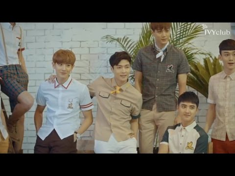 EXO - Shooting for IVY club