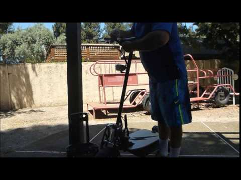 July 30 2014,,Super Lithium 1500 Brushless electric scooter
