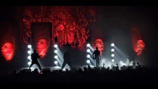 Meshuggah - Violent Sleep Of Reason live NYC