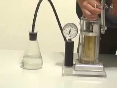 Boiling Water At Room Temperature Science Experiment