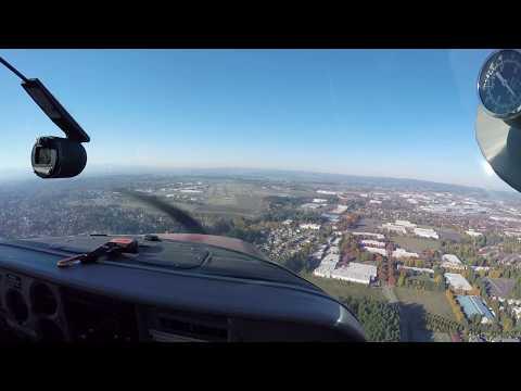 Flight Livermore CA to Hillsboro Oregon Mt Shasta