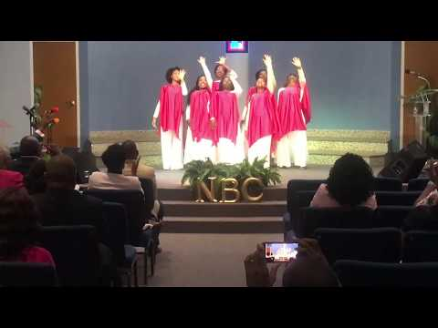 Great God by Tasha Cobbs Praise Dance