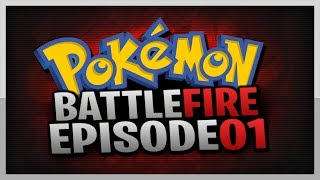 Pokemon Battle Fire Co-op w/ HauntedMuck - #01