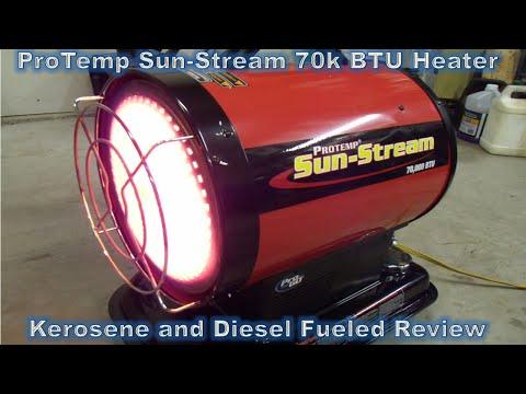 Dyna Glo 10000btu Radiant Kerosene Heater Review How To