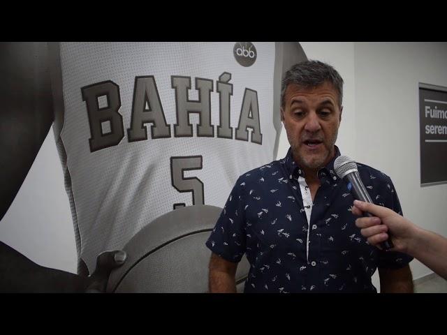 Entrevista a Marcelo Pallotti - Inauguración de oficinas 2019