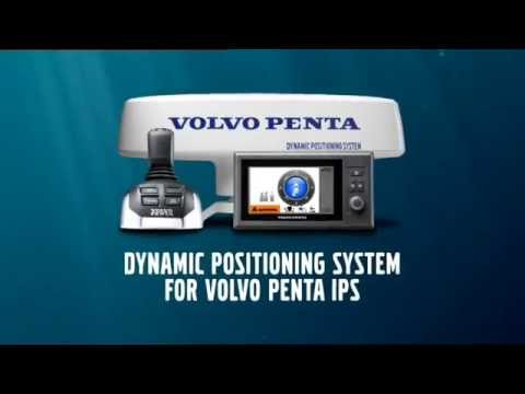 Dynamic Positioning System from Volvo Penta