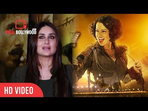 Kareena Kapoor Khan on Rangoon Movie Song...