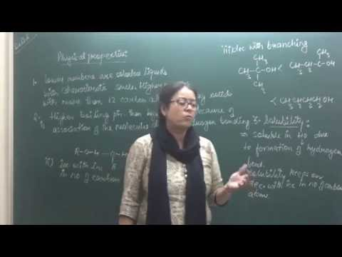 Chemistry XII 11 3 By Dr. Shaillee Kaushal, Muhammad Waqas Sabri YouTube