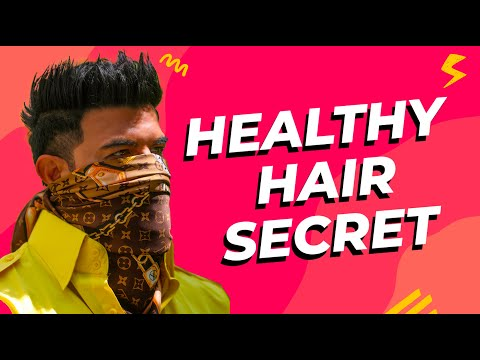 Most Important For Healthy Hair