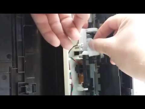 HP Officejet 8710 Fix Paper Feed Problem 8715, 8720, 8610, 8620, 8600